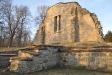 Riseberga klosterruin 25 mars 2012