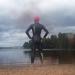 Almenäs badplats, Öresjö