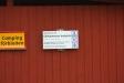 Den heter nog Olshammars badplats enligt skylten.