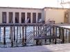 Kallbadhuset i Varberg ´innifrån damernas´