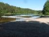 Brotorpsbadet, Brosjön