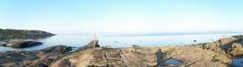 Panoramabild Djupa Dräkt