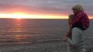 En vacker kväll i Djupvik 4 juli 2012