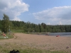 Vår på Eskilns strand.