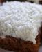 Mumsig morotskaka med kokos