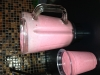 Hallon smoothie
