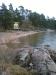 Ruinen efter det medeltida fästet Ål