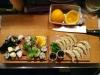 Bilden lånas från mifuyu sushi Facebook . Stor sushi och dumpling