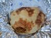 Kebab med bröd.