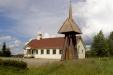 Korpikå kyrka. fd. Harsprångets kyrka