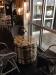 njut en latte vid hemgjorda björkborden