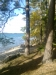 Strand norr om Tokanäset.