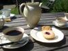 Kaffe och småkakor