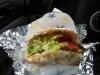 Kebab m bröd