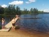 Krusasjön sommeren 2014