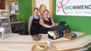 Mikaela välkomnar dig till vårt Café