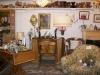 Ett urval av möbler och prydnader