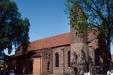 Östra klosterlängan med Ystads stadsmuseum