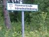Klarsjön ligger på Hammarkinds häradsallmänning