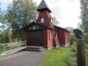 Kapellet Sankta Valborg i Lövhult Nässjö.