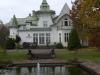 Höst på Villa Gransholm