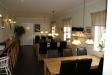 Interiör från vårt nybyggda café