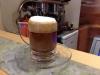 Min dagliga espresso macchiato med extra mjölk!