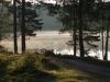 26 juli morgon kl 06.40 Lillsjön