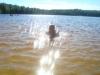 lillstranden.klart vatten