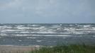 Långasand i maj och blåst