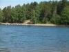 Eklundsnäsbadet, Måsnaren