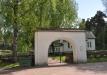 På Boxholms kyrkogård finns kapellet