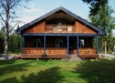11 bed cabin At Campalta