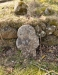 1681 skymtar överst på stenen