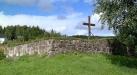 Nordingrå kyrkoruin