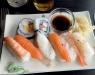 Sushi på Ching & Chong... alltid lika gott!