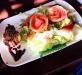 Den ljuvligaste sashimi som smälter i munnen