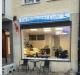 Mysig och modern café i fint lugnt område