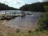 Augusti 2014. 23 grader i vattnet.