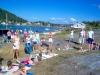 Rörtångens simskola har torrsim