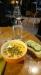 Mättande goda vegetariska soppor serveras till lunch.