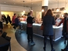 busy time at kaffepasen