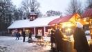 Julmarknad i Wira bruk