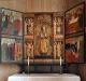 Inventarier från Junsele gamla kyrka