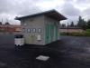 Full husbilsservice för vatten- och toabestyren! Dessutom finns en fräsch toalett.