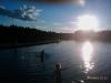 Trångsviken, Storsjön