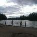 Storsjöns badplats, Viskafors