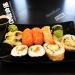 8 bitar Bang sushi