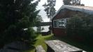 fin utsikt över sjön
