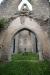 En av portalerna.
